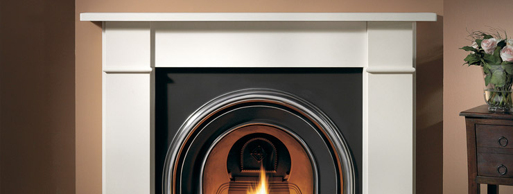 Limestone Fireplaces