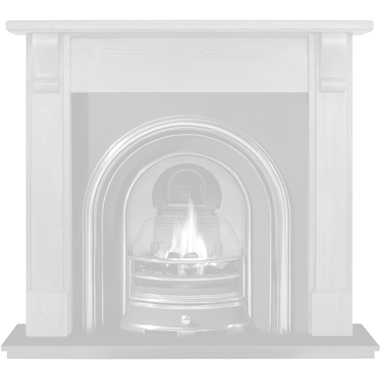 Wooden Arch Fireplace Designer