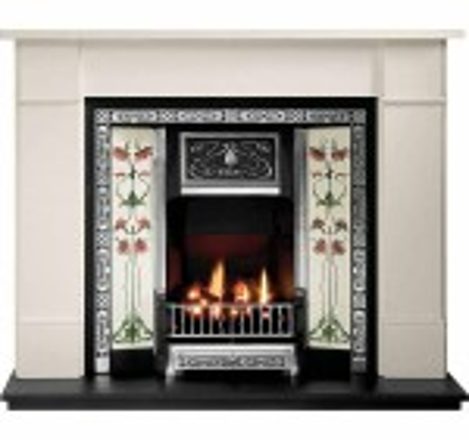 Thornton Northmoor Limestone Fireplace