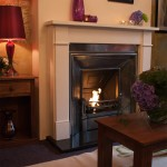 Thornton Royal Limestone Fireplace Package