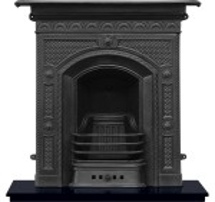 Hawthorne Cast Iron Fireplace