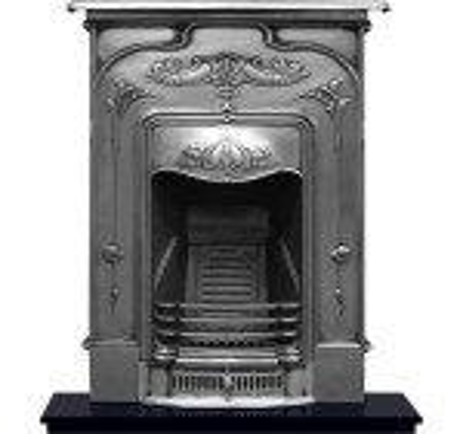 Jasmine Cast Iron Fireplace