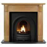 Lytton Bedford Fireplace Package