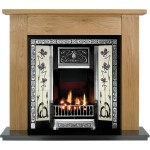 Northmoor Lincoln Wooden Fireplace