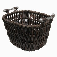 Bampton Wicker Log Basket