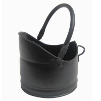 Clandon Helmet Black Coal Bucket