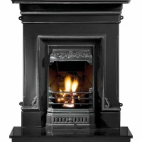 Edinburgh Cast Iron Fireplace