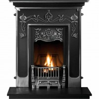 Paris Cast Iron Fireplace