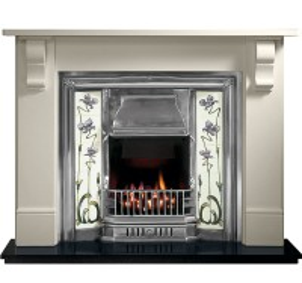 Stourhead Sovereign Limestone Fireplace