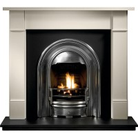 Sutton Thornton Limestone Fireplace
