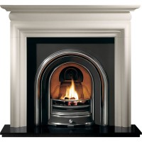 Jubilee Asquith Limestone Fireplace
