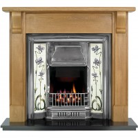 Bedford Sovereign Wooden Fireplace