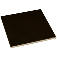 Black Hearth Tiles