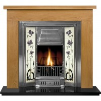 Borrington Prince Wooden Fireplace