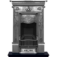 Crocus Cast Iron Fireplace