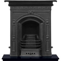 Hawthorne Cast Iron Fireplace