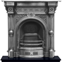 Tweed Cast Iron Fireplace