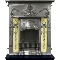 Valentine Cast Iron Fireplace