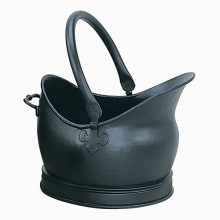Salisbury Helmet Black Coal Bucket