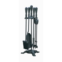 Elegance Companion Set Black