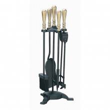 Elegance Companion Set Black & Antique