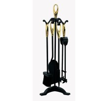 Loop Companion Set Black & Brass