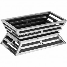 Cantilever Fire Basket