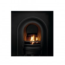 Coronet Black Cast Iron Insert