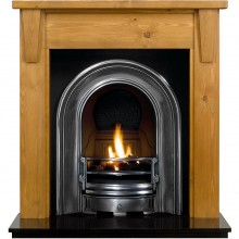 Coronet Templeton Wooden Fireplace