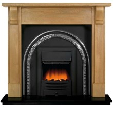 Heritage Bedford Electric Fireplace