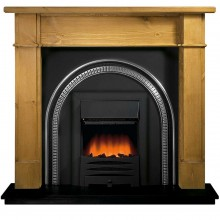 Heritage Darwin Electric Fireplace