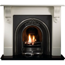 Landsdowne Kingston Limestone Fireplace