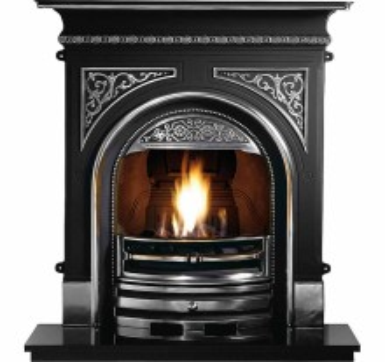 Tregaron Cast Iron Fireplace