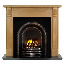 Limerick Bedford Fireplace Package