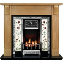 Bedford Northmoor Wooden Fireplace