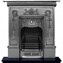 Bella Cast Iron Fireplace