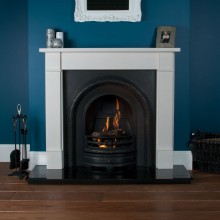 Lytton Thornton Limestone Fireplace Package