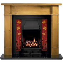 Darwin Sovereign Wooden Fireplace