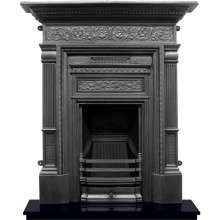 Hamden Cast Iron Fireplace