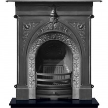 Knaresborough Cast Iron Fireplace