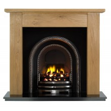 Limerick Lincoln Fireplace Package