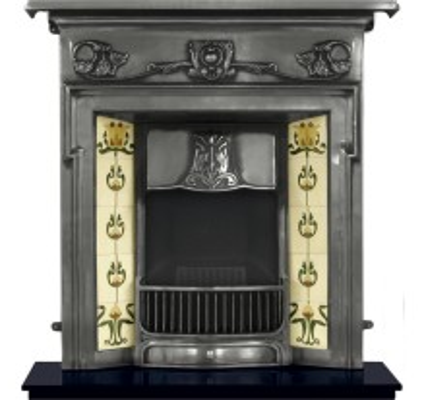 Morris Cast Iron Fireplace