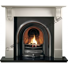 Richmond Jubilee Limestone Fireplace