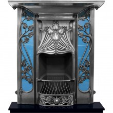 Toulouse Cast Iron Fireplace