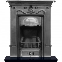 Tulip Cast Iron Fireplace