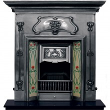 Verona Cast Iron Fireplace