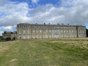 Petworth house and garden
